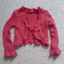 Blusa trico - 6 a 9 meses - Não informada