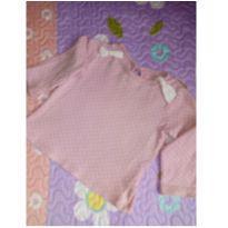 Blusinha com lacinhos - 6 a 9 meses - Renner