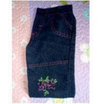 Calça jeans - 3 anos - Não informada