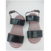 Sandalia gliter