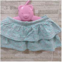 Mini saia - pintadinha - 24 a 36 meses - bik  bok