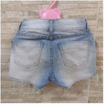 Short jeans strass - 4 anos - bik  bok