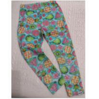 Calça legging frutas - 4 anos - Fakini