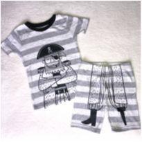 Pijama de pirata - 3 anos - Carter`s