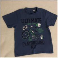 Camiseta manga curta - 6 anos - Chicco