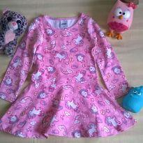 Pink Unicorn - 2 anos - Elian