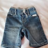Bermuda Jeans Gap - 2 anos - Baby Gap