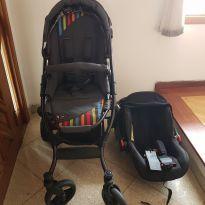 Carrinho de Bebê ABC Design Mamba (somente carrinho) -  - ABC Design