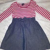 Vestido - 3 anos - Baby Gap