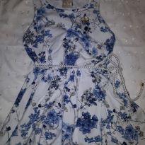 Vestido Milon azul - 3 anos - Milon