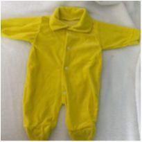 Body amarelo lindo da H&M! - 0 a 3 meses - H&M