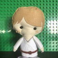 Decor CADA peça Festa boneco tipo Star Wars Feltro -  - Handmade