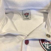 Nasce um Tricolor macaquinho Fluminense - 0 a 3 meses - Handmade