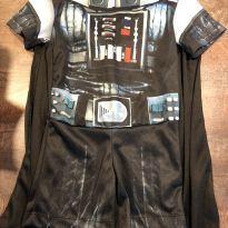 Dart Vader Star Wars Fantasia - 3 anos - Fantasias  Sulamericana
