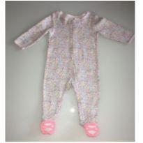Macacão / Pijama Carter's - 6 meses - Carter`s