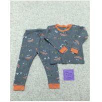"""Pijama """"Boo"""" Carter's - 2 anos - Carter`s"""