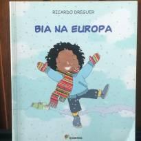LIVRO- BIA NA EUROPA -  - Editora Moderna