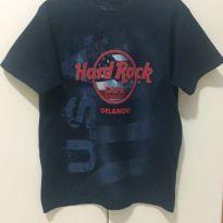 Camisa Bordada - 14 anos - Hard Rock