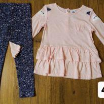 Conjunto Carter`s Toddler - 4 anos - Carter`s e Child of Mine