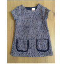 Vestido de inverno - 1 ano - Baby Club Original