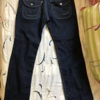 Jeans chic Um mais Um! - 6 anos - Um mais um