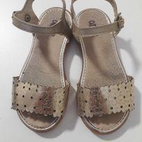 Sandália dourada - 27 - Amie