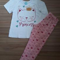 Pijama princess Kyly - 4 anos - Kyly