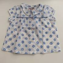 Camisa Zara Baby - 3 a 6 meses - Zara Baby