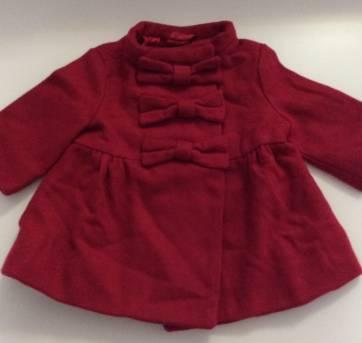 Casaco de plush Gap - 0 a 3 meses - Baby Gap