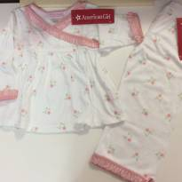 Pijama American Girl - 3 anos - American Girl