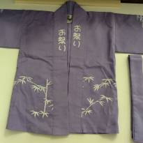 Kimono infantil - 12 a 18 meses - Sem marca