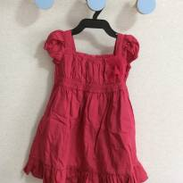 Vestido rosa DKNY - 6 a 9 meses - DKNY