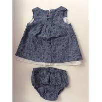 Vestido jeans Zara - 0 a 3 meses - Zara