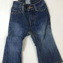 Jeans infantil feminino - 1 ano - The Children`s Place