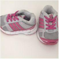 Tênis infantil feminino Adidas - 17 - Adidas
