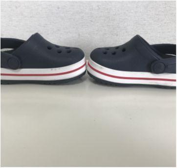 Crocs azul tam 19 - 19 - Crocs