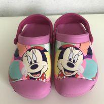 Crocs da Minnie rosa tam 27 - 27 - Crocs