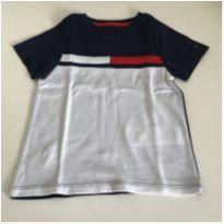 Camiseta Tommy Hilfiger - 18 meses - Tommy Hilfiger