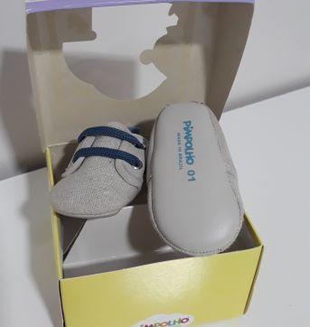 Sapato grande homem - 01 - Pimpolho