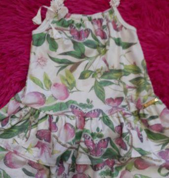 Vestido mimoso - 4 anos - Kiki Xodó