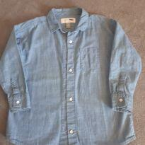 Camisa jeans - 5 anos - Old Navy (USA)