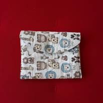 Porta produtos de higiene de bolsa - Sem faixa etaria - Artesanal