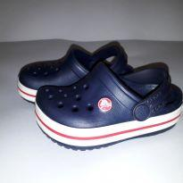 Crocs  Crocband azul marinho 22/23 - 22 - Crocs