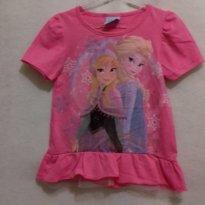 B2F5 - Blusa Frozen 2 anos - 2 anos - Disney