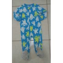 Pijama fleece Carters - 3 anos - Carter`s
