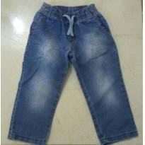 Calça jeans Alphabeto - 2 anos - Alphabeto