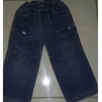 Calça jeans Green - 24 a 36 meses - Green