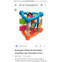 Brinquedo Infantil de Atividades Divertidas infantino - O bebê fica entretido -  - Infantino