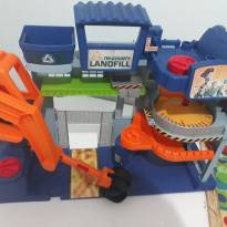 Imaginext Toy Story 3 Aterro Tri-county Mattel Original -  - Imaginext