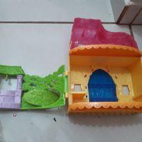 Casinha mattel 7 anões -  - Mattel